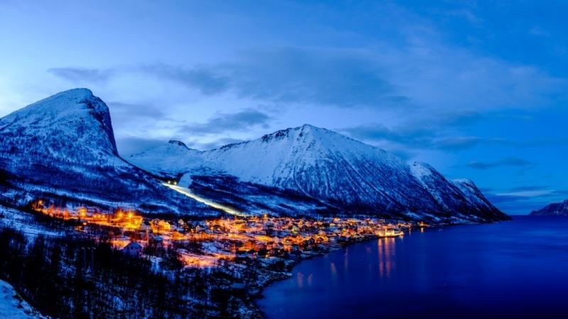 Fjordgard, Norway