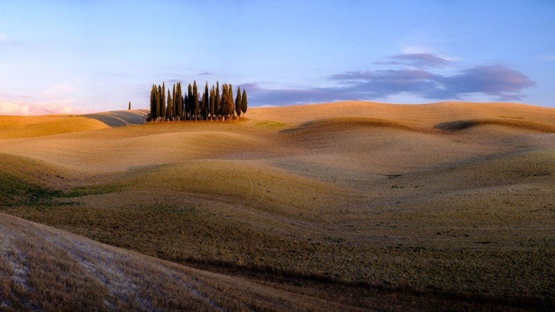 San Quirico d'Orcia, Tuscany