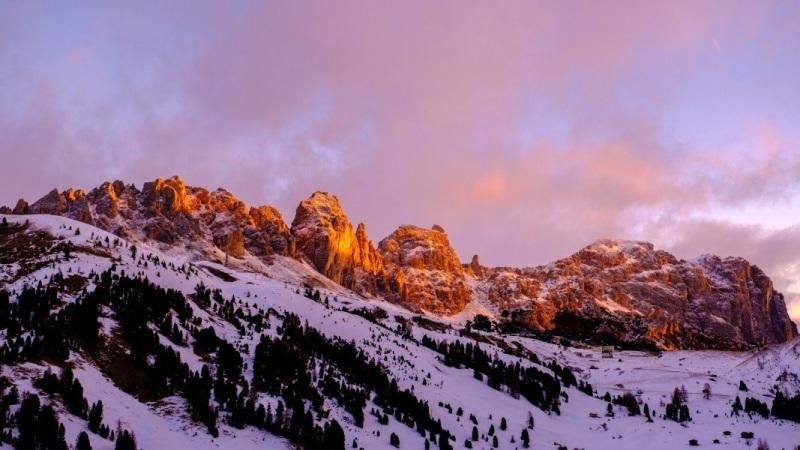 Gran Cir, Dolomites