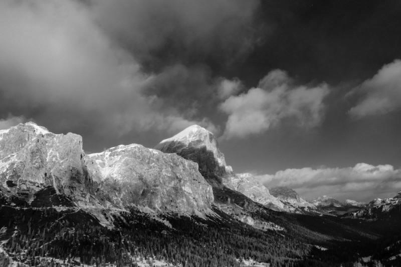 Tofane, Dolomites
