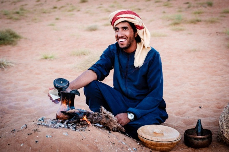 Tea in the Desert, Wahiba Sands