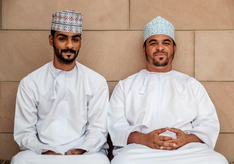Two Omani Gentlemen