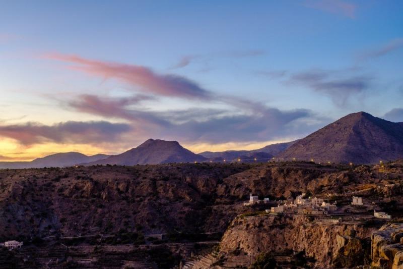 Al Jabal Al Akhdar, Oman