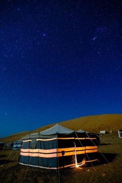 Desert Night, Oman