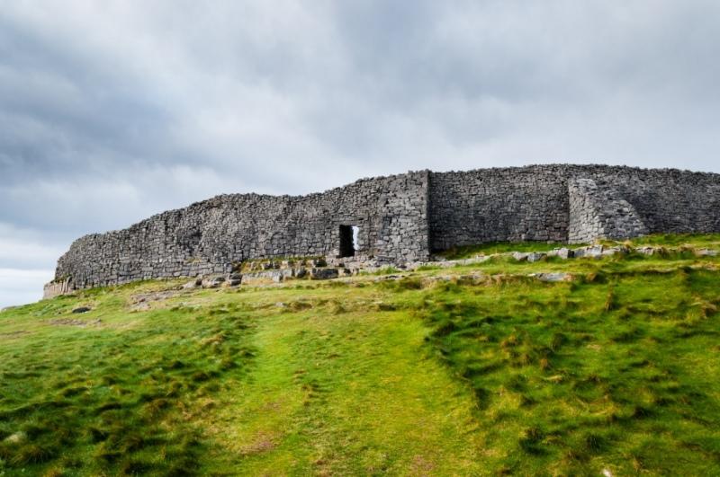 Dún Aonghasa, Inishmore
