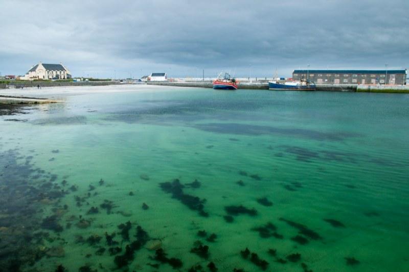 Kilronan Harbor, Inishmore