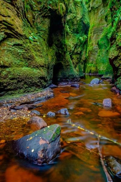 Finnich Glen, Scotland