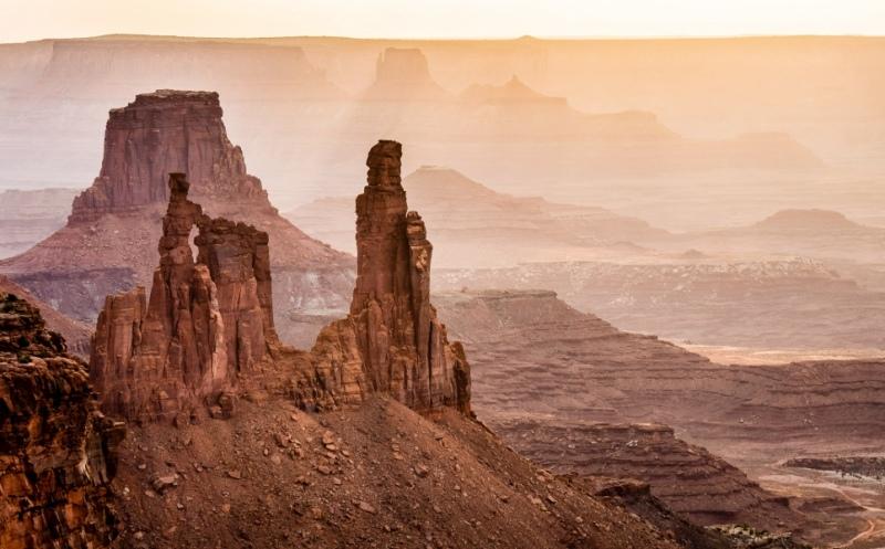 Mesa Arch, Canyonlands NP, UT