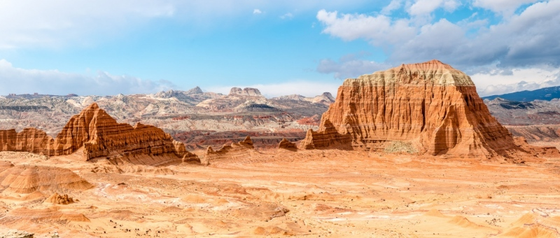 South Desert Overlook, Capitol Reef NP, UT